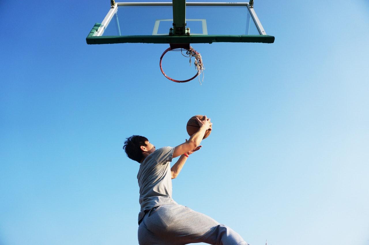 Kid's basketball